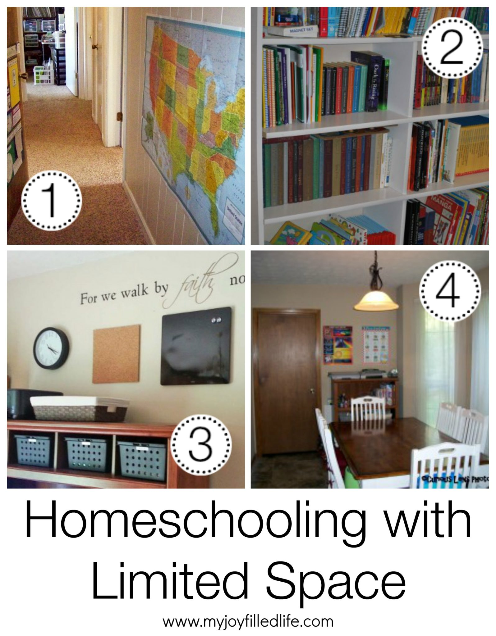 Ideas For Your Homeschool Room Or Space My Joy Filled Life