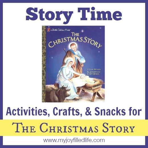 Story Time The Christmas Story