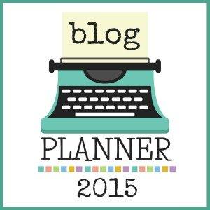 Blog Planner 2015 300x300