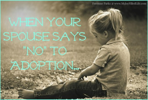 NoAdoption