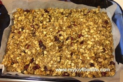 Granola bars snacks for kids