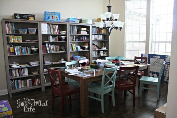 Home Tour School Room 1