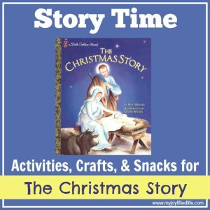 The Christmas Story Story Time