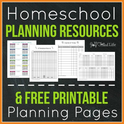 Planning Pages square