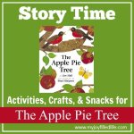The Apple Pie Tree – Story Time Activities