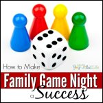 How to Make Family Game Night a Success