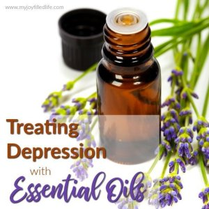 4 Essential Oils for Helping Treat Depression