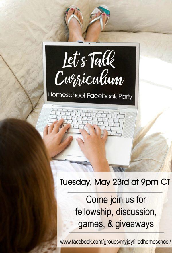 Let's Talk FB Party
