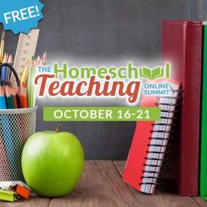 FREE Online Homeschool Teaching Summit