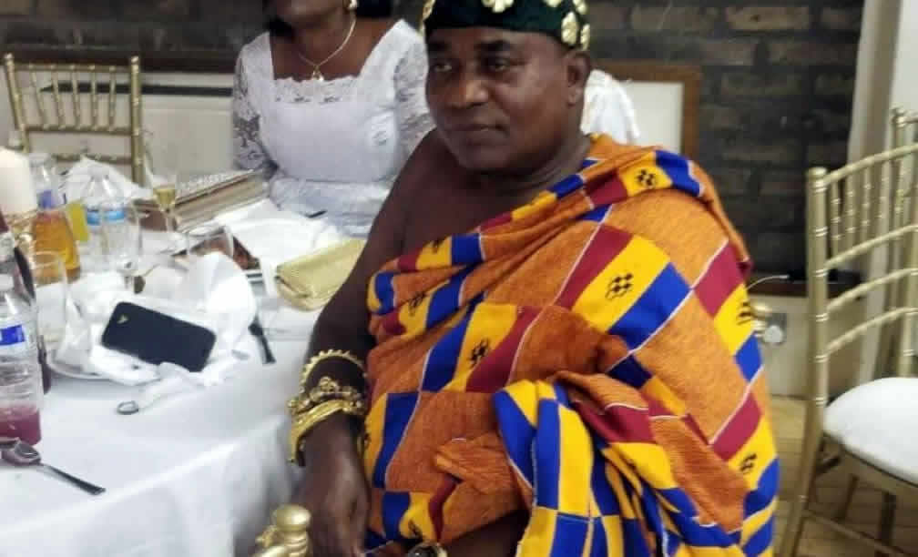 Musician Obour loses Dad reportedly to coronavirus at Ridge ...