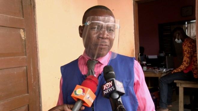 Kwamina Arthur Mensah myjoyonline.com