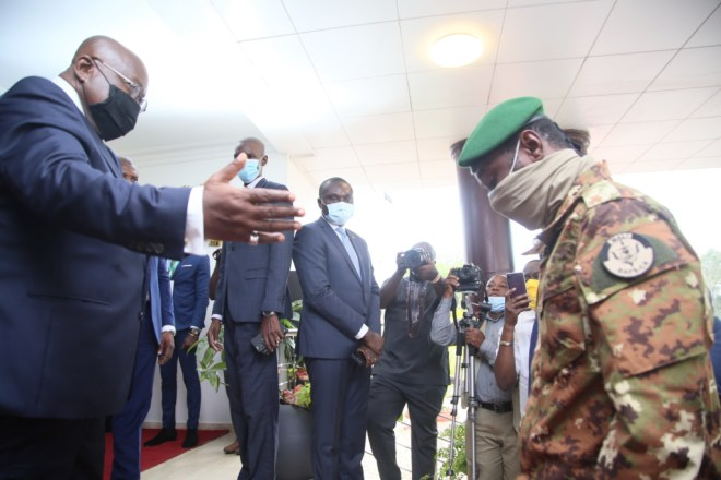 ECOWAS Meeting