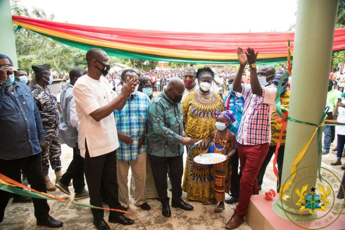 €71.5m secured for 12 new hospitals; all to be completed in 24 months – Akufo-Addo 4