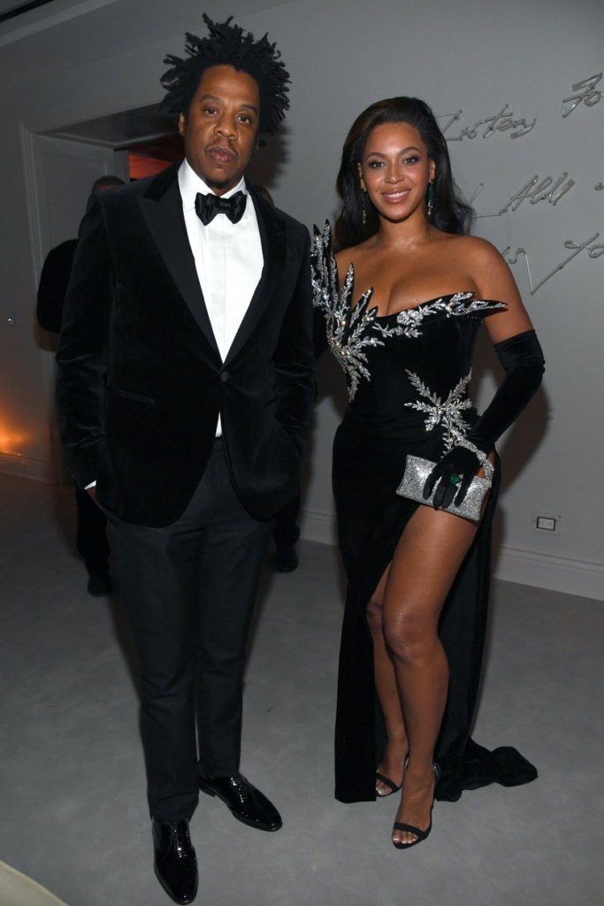 Beyoncé and Jay-Z's ten most iconic couple looks 24