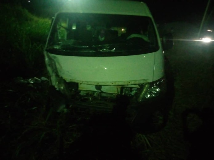 Breaking: Samira Bawumia's convoy involved in accident at Ofoase Kokoben 5
