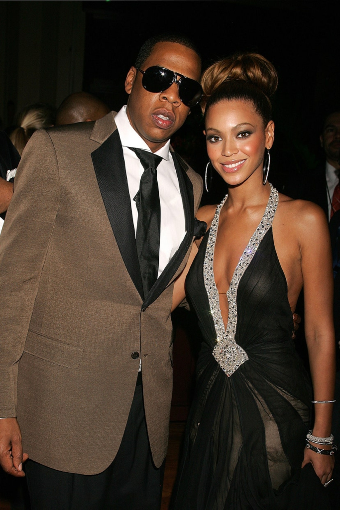 Beyoncé and Jay-Z's ten most iconic couple looks 22