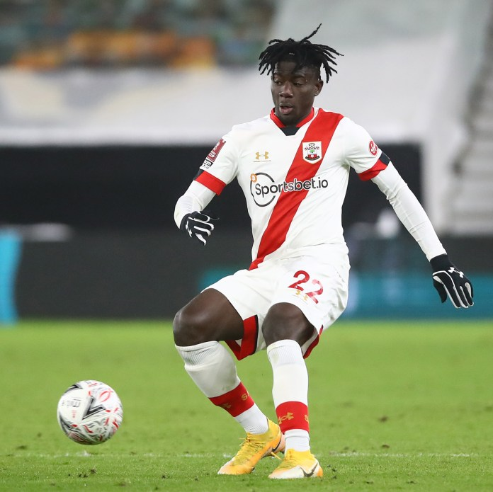 Mohammed Salisu impresses on Southampton debut - MyJoyOnline.com