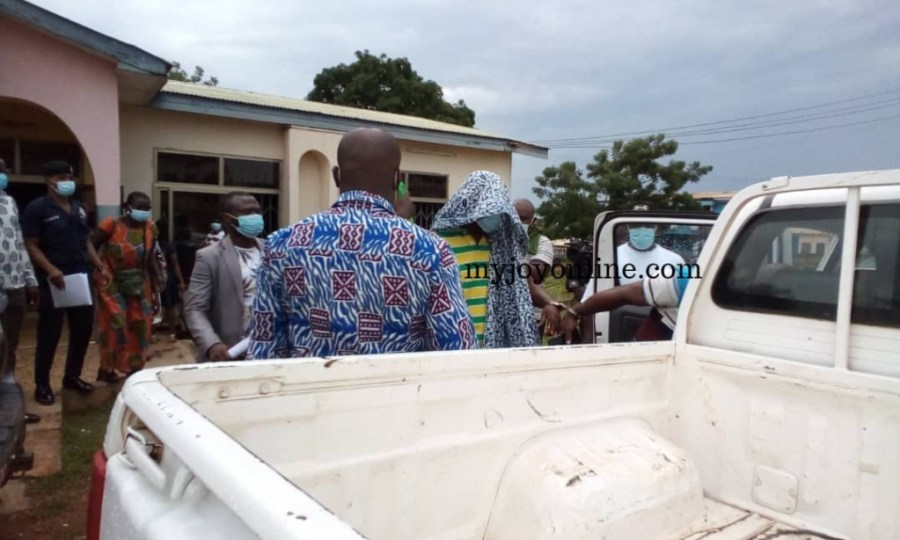 Police officers involved in death, secret burial of inmate at Seikwa remanded 4