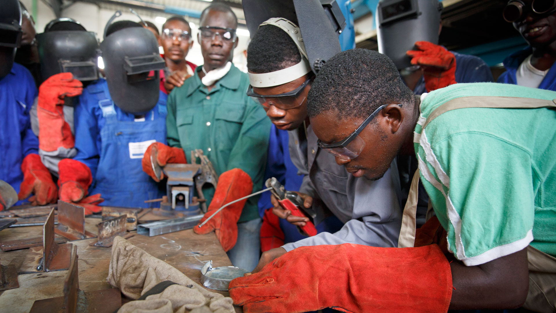 'Investing for Employment' launches €10m project - MyJoyOnline.com