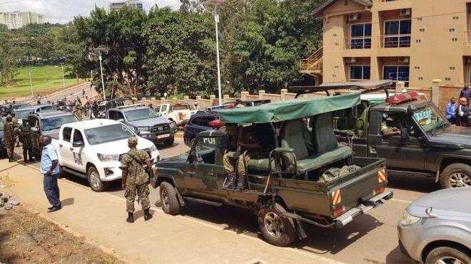 Katumba Wamala shooting: Uganda minister's daughter killed