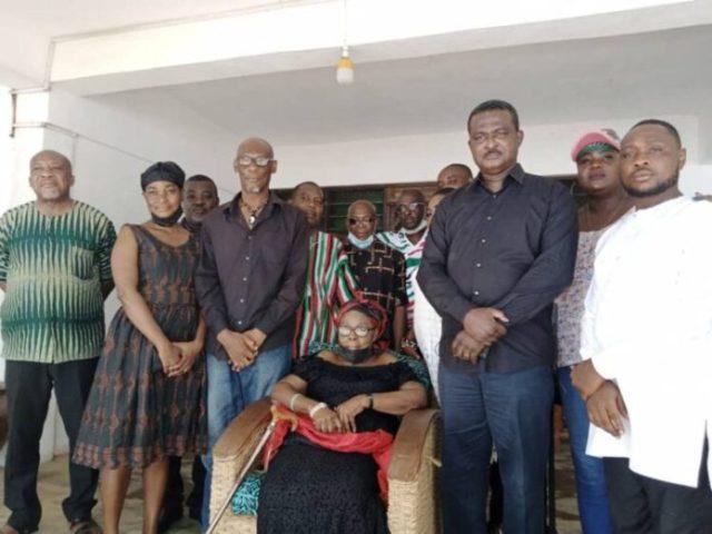 Former Minister, Ernest Ekuban passes on