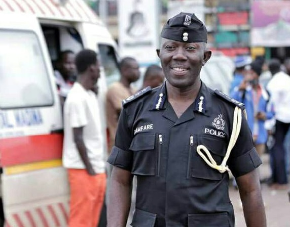 COP George Dampare is new IGP