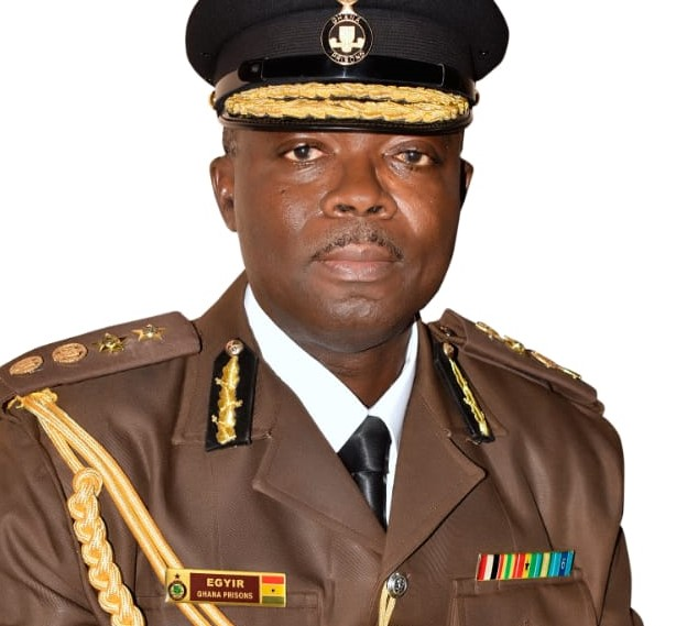 Isaac Kofi Egyir appointed Acting Director-General of Prisons Service - MyJoyOnline.com