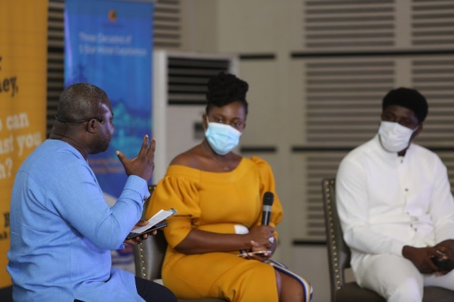 Ebo Whyte launches new book 'Let's Talk About Sex'