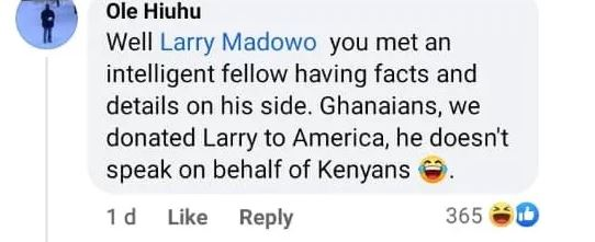 Kenyans disown CNN's Larry Madowo over LGBTQ+ interview with Sam George