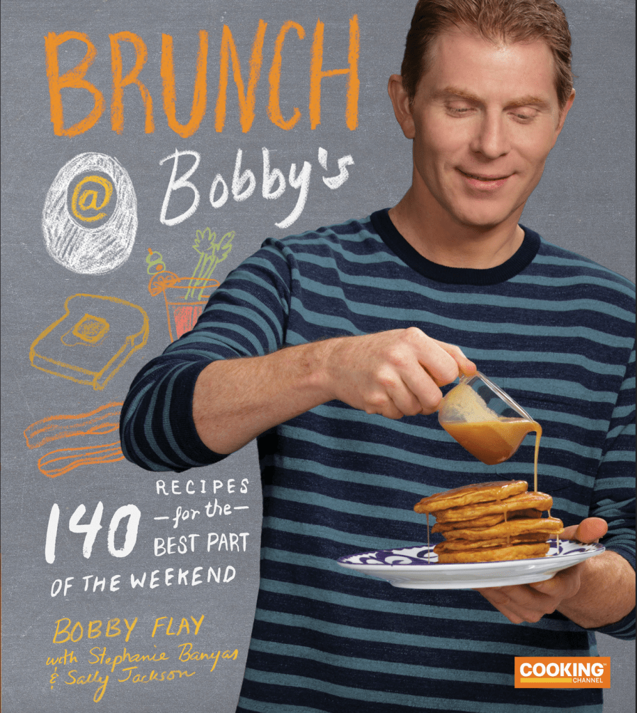 Bobby Flay Cookbook and 50 Gift Card Giveaway ad
