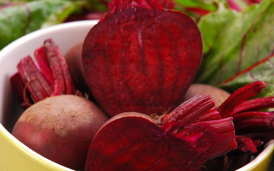 5 Reasons You Should Juice Beetroot