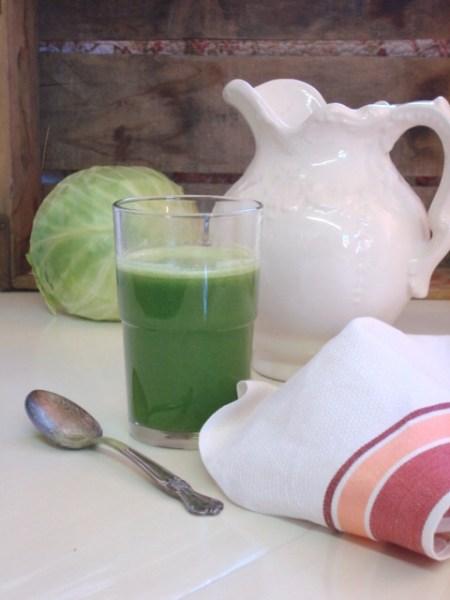 delightful green juice