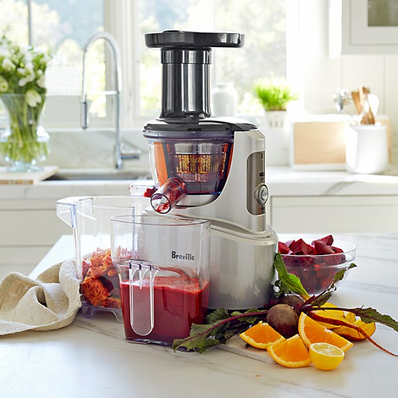 Breville Juice Fountain Crush BJS600XL - My Juice Cleanse