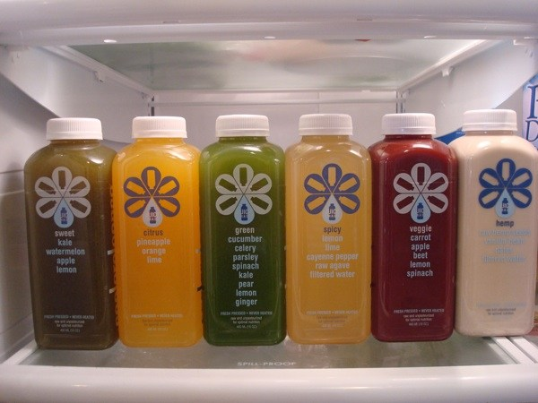 Juice for a Day Cooler Cleanse Review