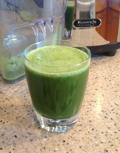 Smooth Tasting Green Juice