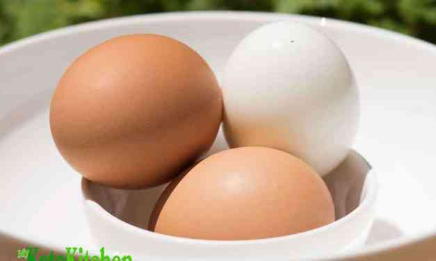 Eggs the Low Carb SUPERFOOD for a Healthy Diet Plan, Weight Loss Success & Nutrition
