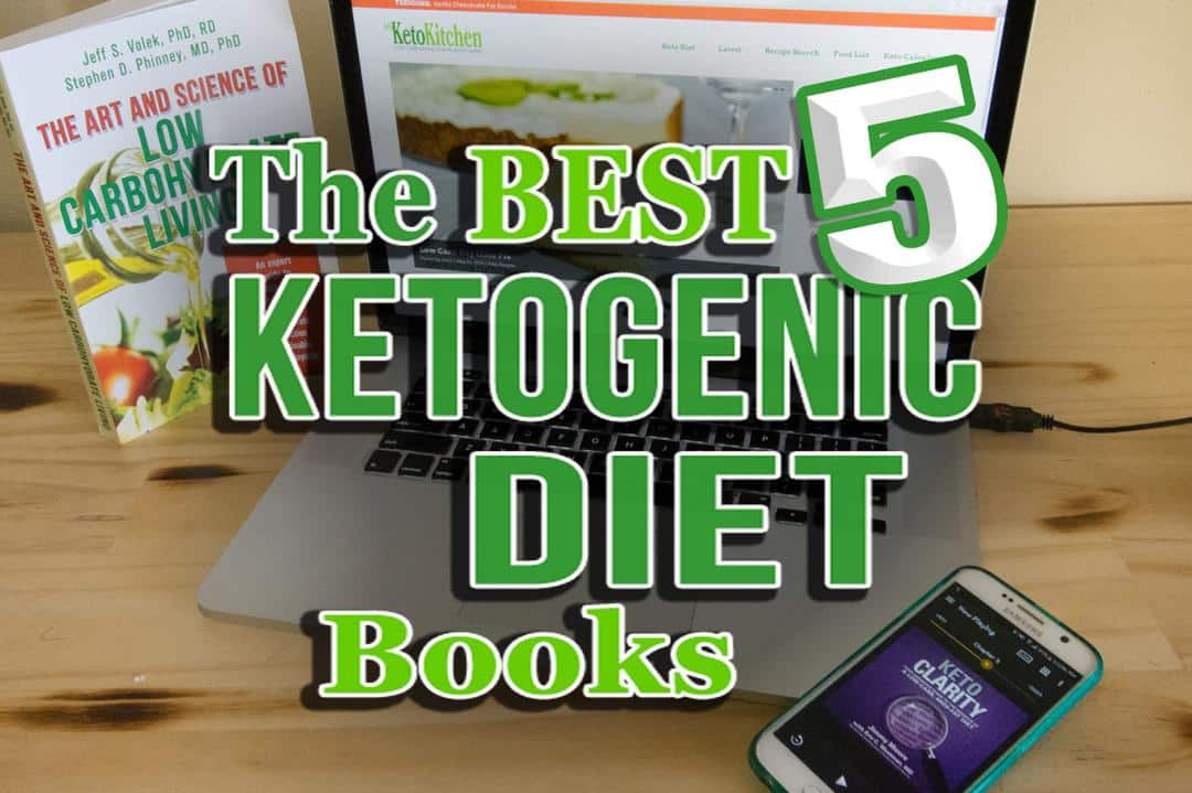 Best 5 books on ketogenic dieting everyone should read