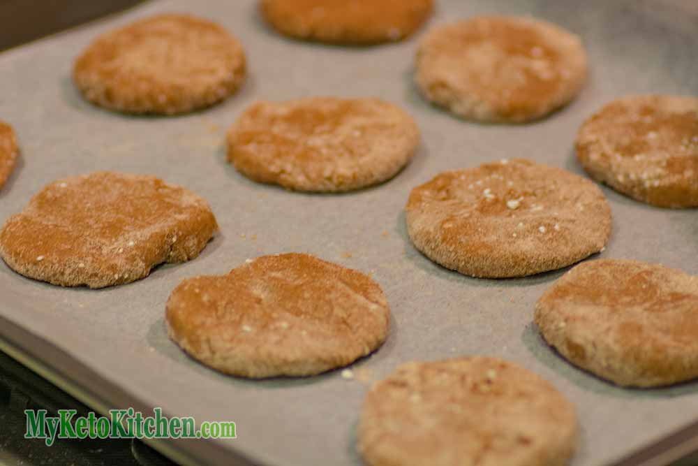 Low Carb Snickerdoodle Cookies Step 7