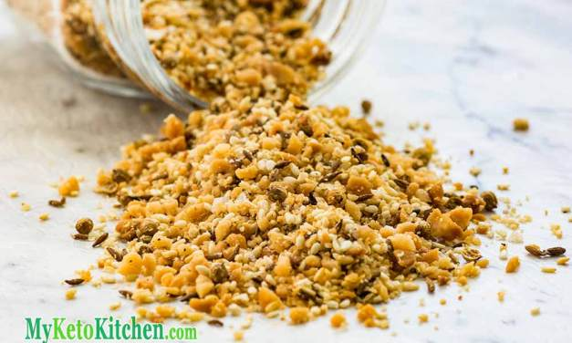 Vegan Keto Dukkah Recipe – Low Carb, & Gluten Free – Super Easy!