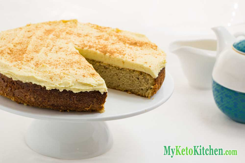 Low Carb Spice Cake
