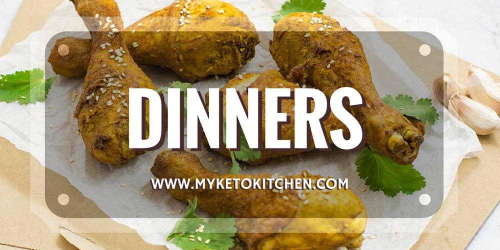 dinners keto recipes