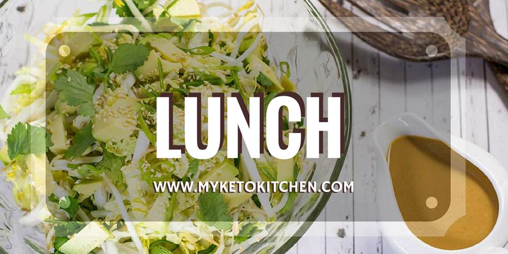 lunch keto recipes