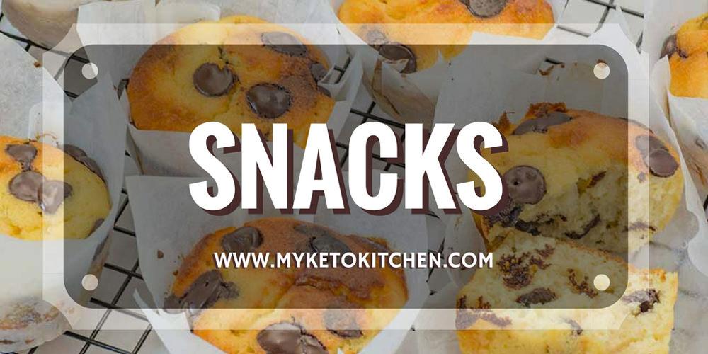 snacks keto recipes