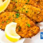Keto Schnitzels Recipe – Pork Coated in Parmesan & Herb Breading