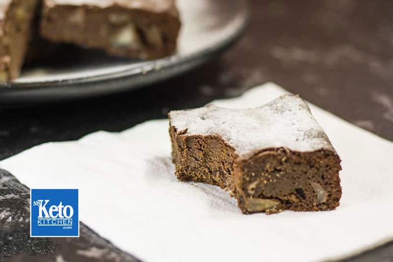Low Carb Brownies Recipe