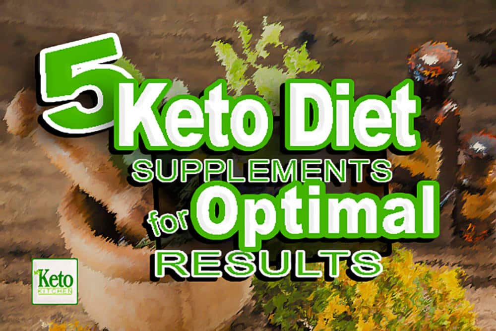 keto supplements for low carb diets