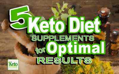 Keto Supplements – Vitamins & Minerals for OPTIMAL Health & Fitness with LCHF Diets