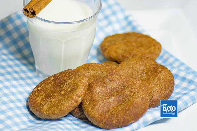 Keto Snickerdoodles Cookies Recipe