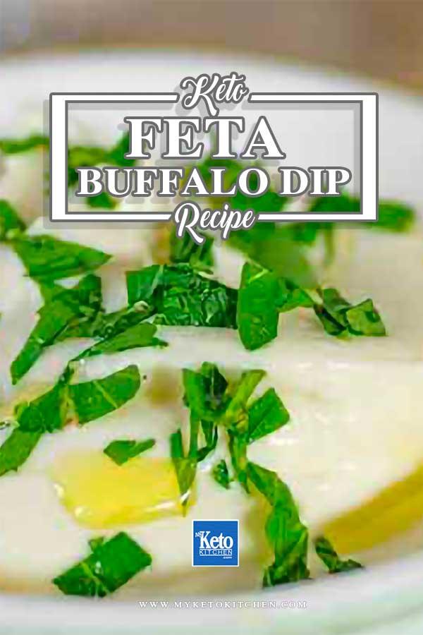 Keto Buffalo Chicken Dip Recipe