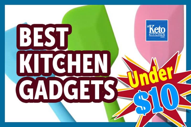 Best Kitchen Gadgets Under $10 Tools & Utensils for Home Cooks